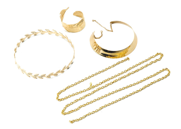 Greek Goddess Accessory Set