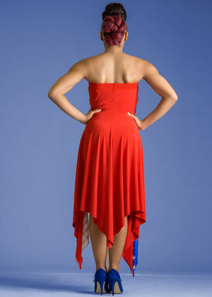 Libertease Convertible Snap Dress