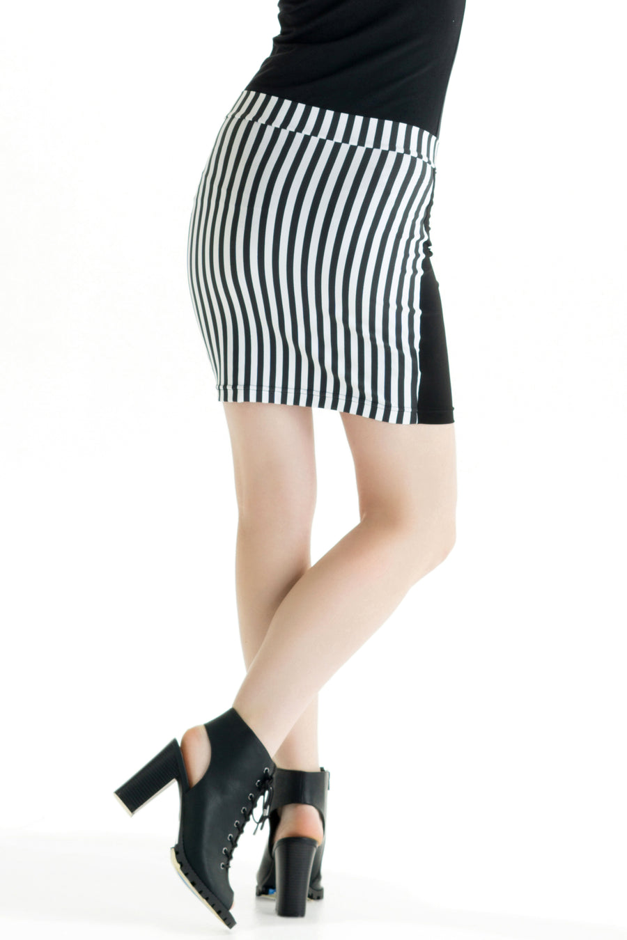 Dark Circus Convertible Bandeau Skirt/Top