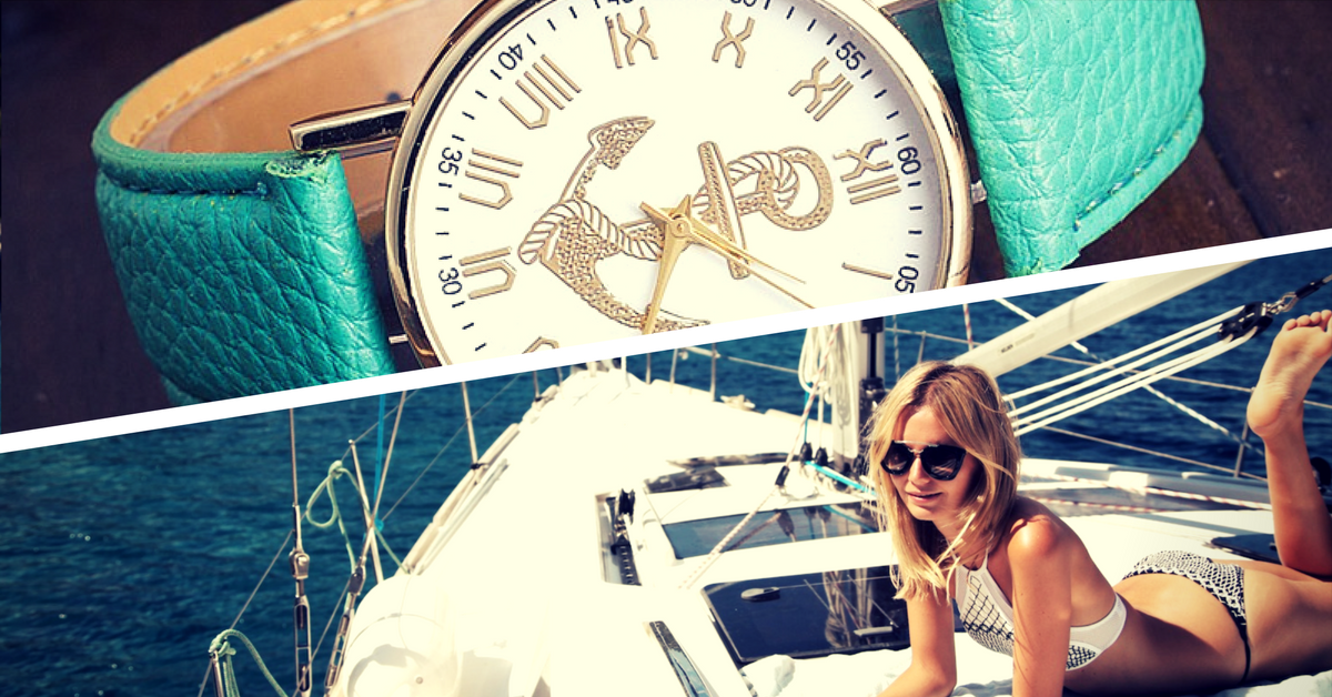 4 Nautical Watches For Sunny Days
