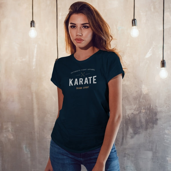 Women's Basic Karate Tee