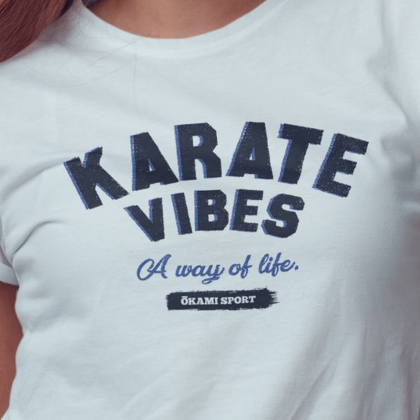 Women's Karate Vibes Tee