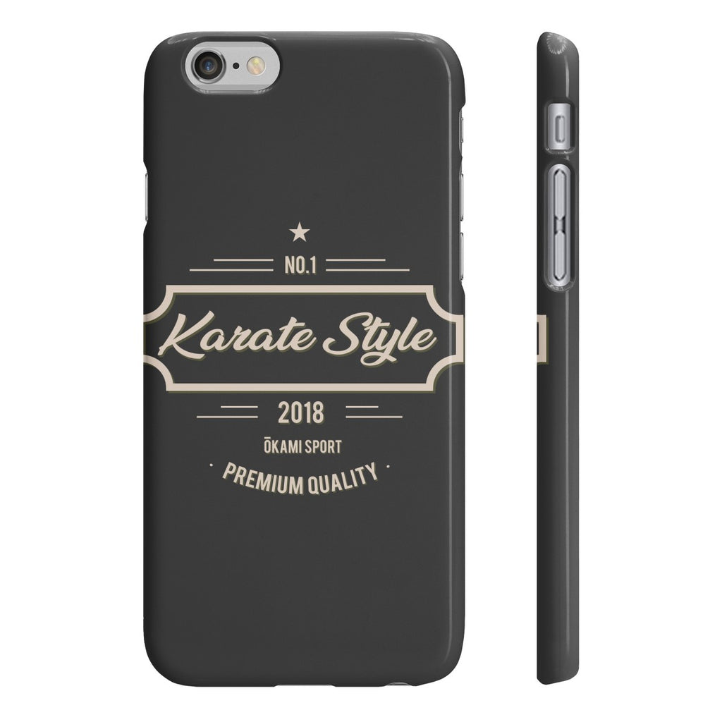 Karate Style Phone Case