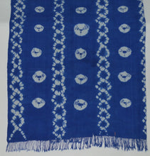 Royal Blue Mudcloth from Mali
