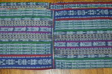 Corte, from Guatemala, with a narrow embroidery seam