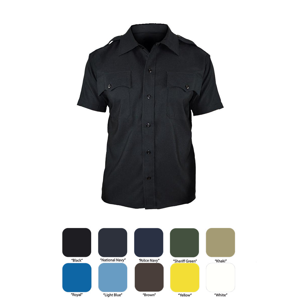0faff75c 0263/0264 - Stretch Patrol Shirt. 0263/0264 - Stretch Patrol Shirt. From  $87. View. 0352/0353 - Vapor Pique Polo Shirt