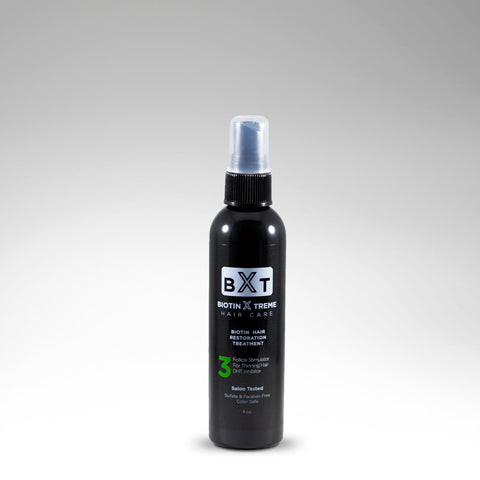 Biotin Hair Restoration Spray