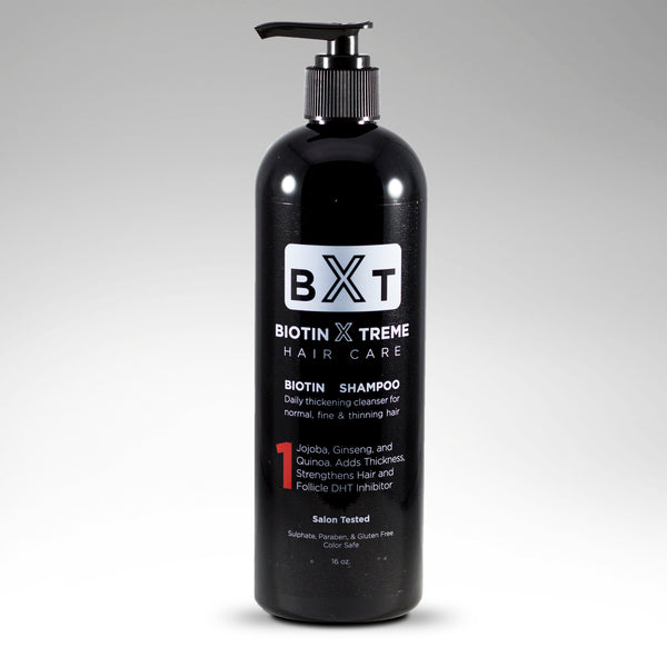 Best Hair Growth Biotin Shampoo for Men and Women