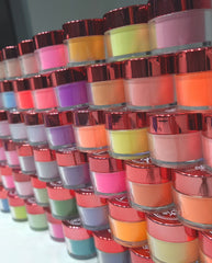 Paintbox Coloured Acrylic Powders