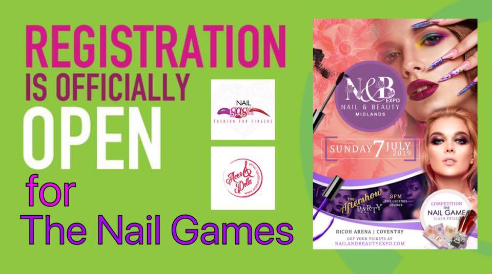 Nail Games Registration