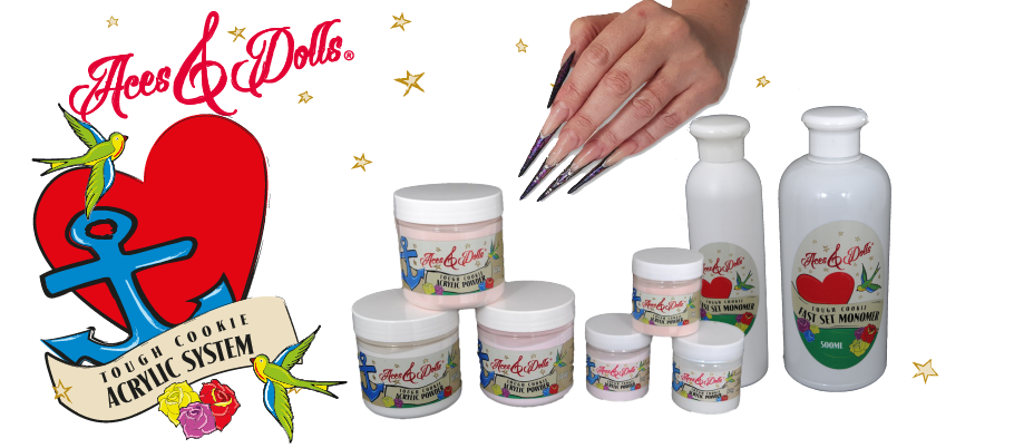 Aces & Dolls Professional Nail Products
