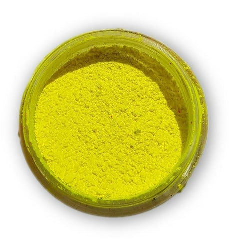 Pigment Powder - Neon Yellow