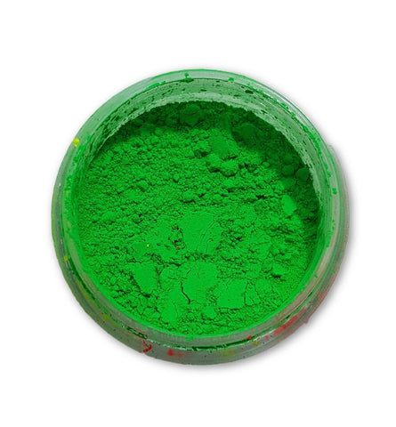 Pigment Powder - Neon Green