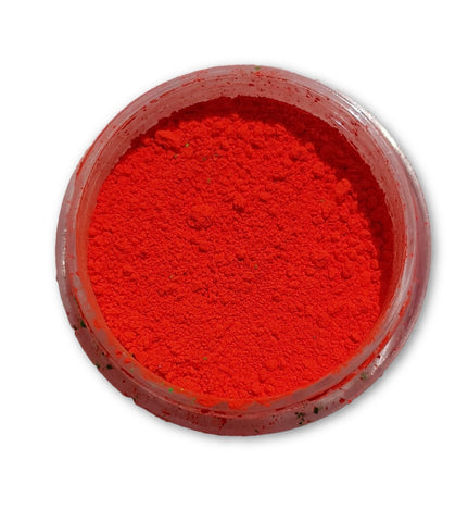 Pigment Powder - Neon Red