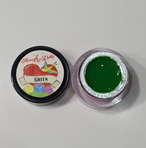 Green - Gel Art Paint
