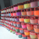All Paintbox Coloured Design Acrylic - Full Set of 81 colours