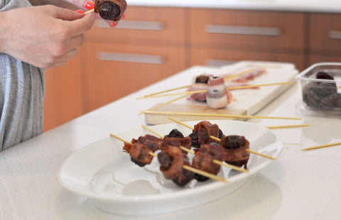 MapleMade - Maple-Glazed Bacon-Wrapped Dates