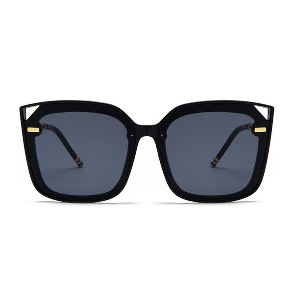 Cutout Cats Eye Sunglasses