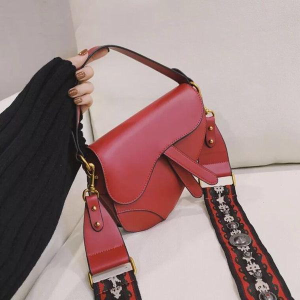 Saddle Shaped Bag