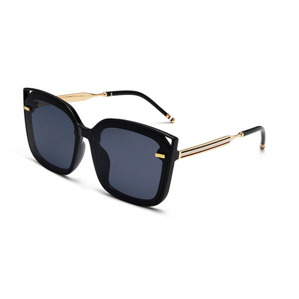Cat's Eye Cutout Sunglasses