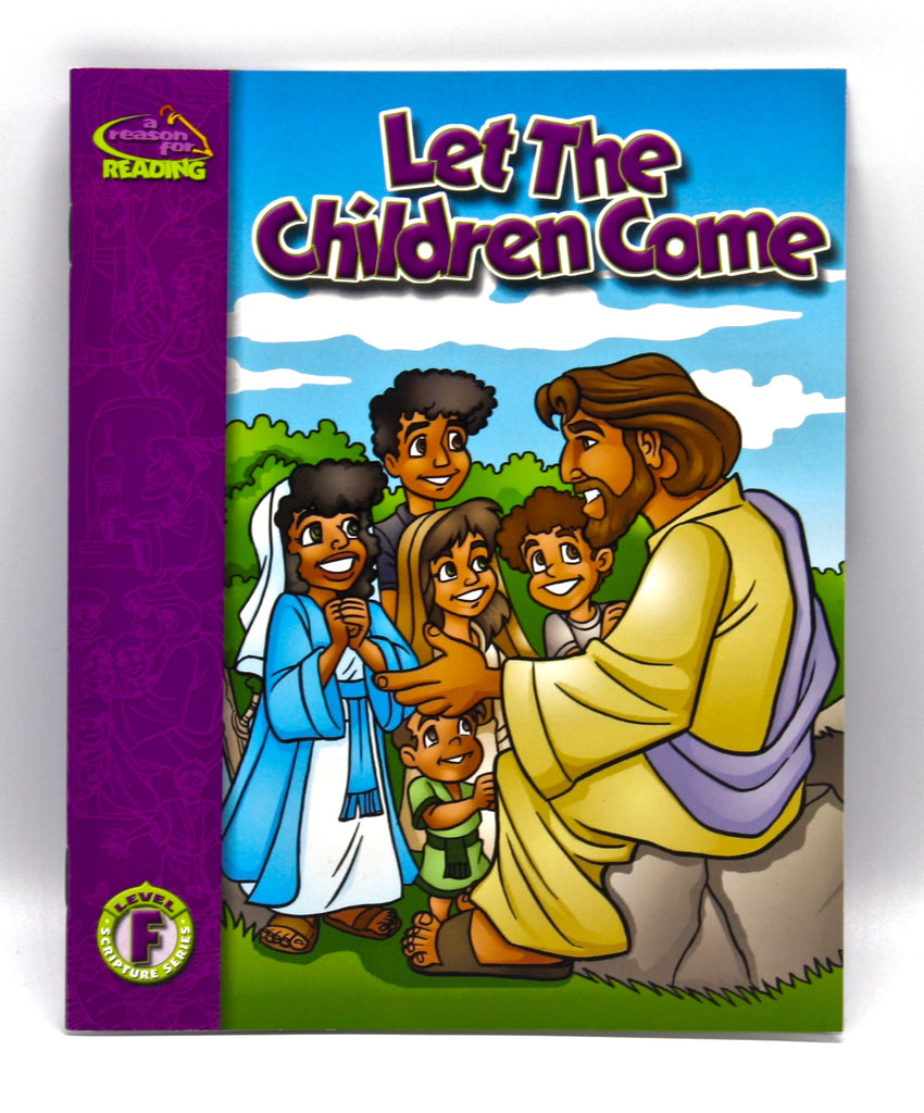 Guided Reading Beginning Readers Set - New Testament Stories (9 Books)