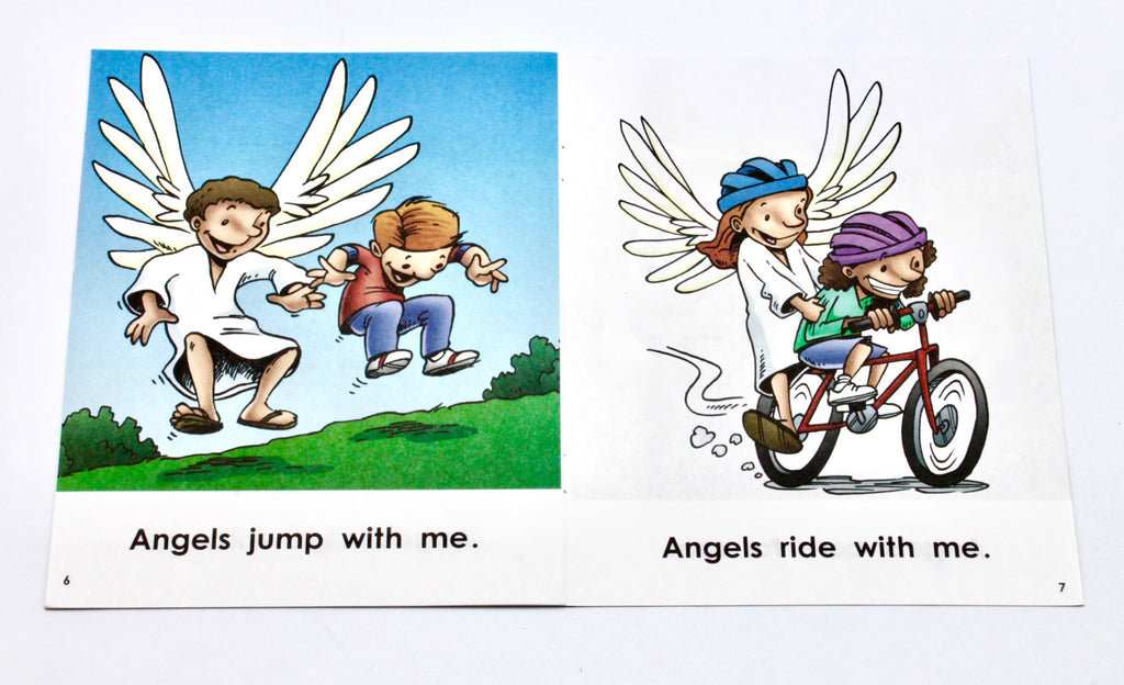 Guided Reading Early Readers Set - Learning about God & His Creations (9 Books)