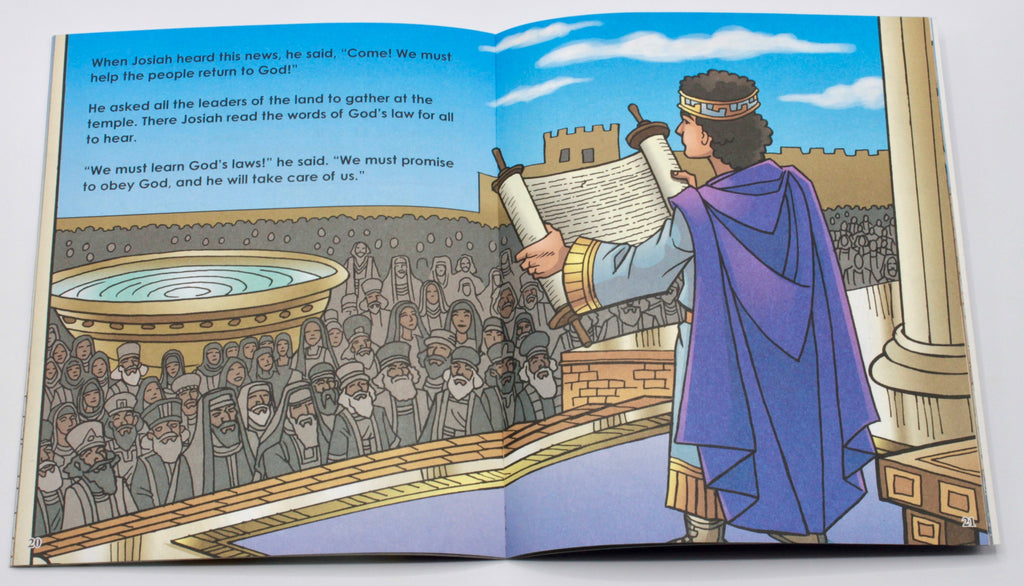 Guided Reading Intermediate Reader Set - Old Testament Stories (7 Bks)