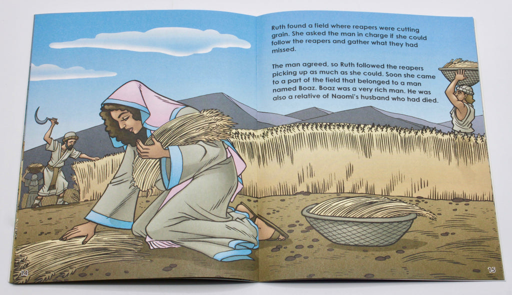 Guided Reading Intermediate Readers Set -  Women of the Bible (7 Bks)