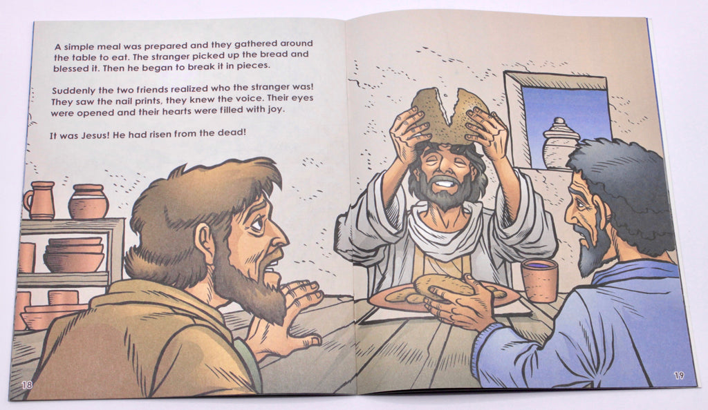 Guided Reading Intermediate Readers Set - Jesus & His Followers (8 Bks)