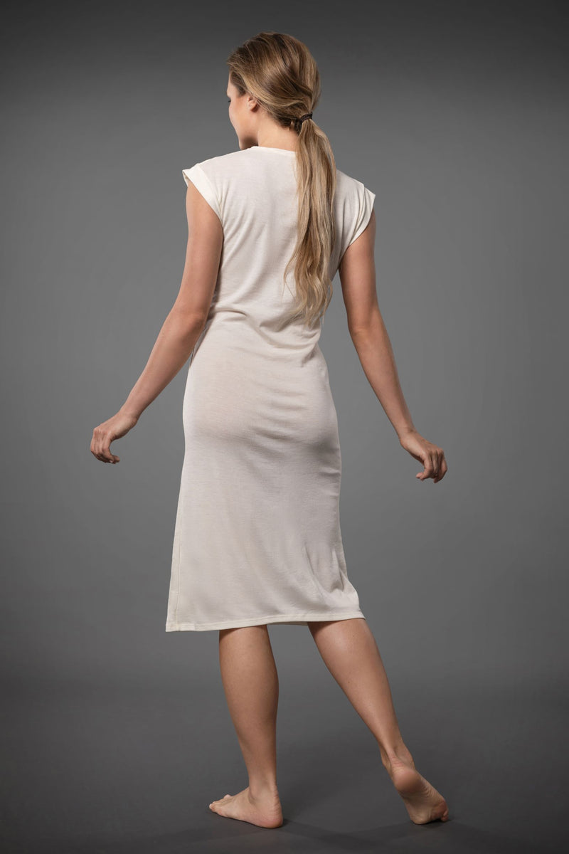 SEXY MERINO WOOL NIGHTDRESS