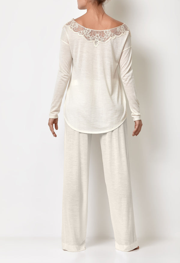 Millesime Plus Size Women's Top Pajama and Loungewear Women's Sleepwear