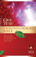 One Year Chronological Bible NLT paperback