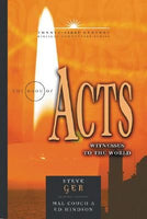 Twenty-First Century Biblical Comm Series/Acts Paperback
