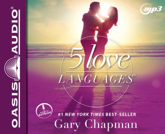 5 Love Languages on CDs