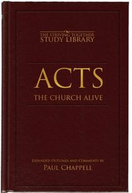 Acts - The Church Alive