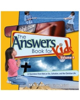 Answers Book for Kids-Volume 4-Sin, Salvation, & The Christian Life