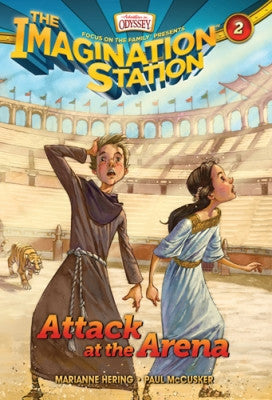 AIO:Imagination Station- Attack At The Arena #2