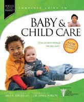 Complete Book of Baby & Child Care - New Revised Updated