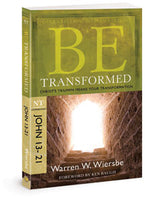 Be Transformed: Christ's Triumph Means Your Transformation- (John 13-21)