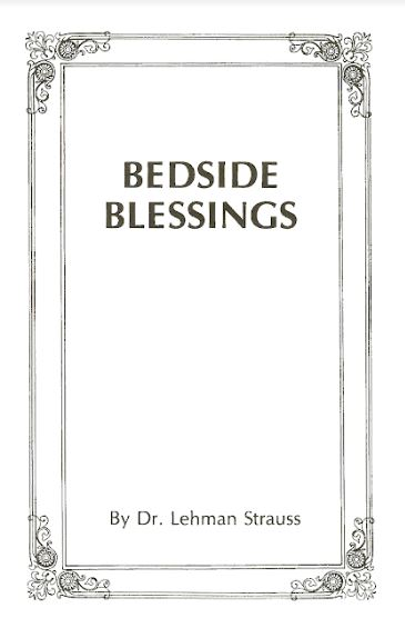 Bedside Blessings, Paperback Set Of Ten Copies