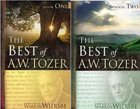 The Best of A W Tozer: (Book One and Two sold as a set)