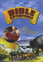 Bible Adventures DVD