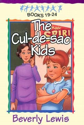 Cul-de-sac Kids Fiction Set # 4