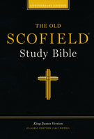 KJV Scofield Study Bible Classic Edition #297RL Black Genuine Indexed