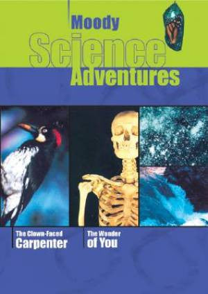 Moody Science Adventure DVD The Clown-Faced Carpenter/The Wonder of You