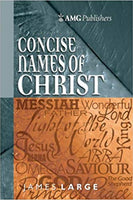Concise Names of Christ