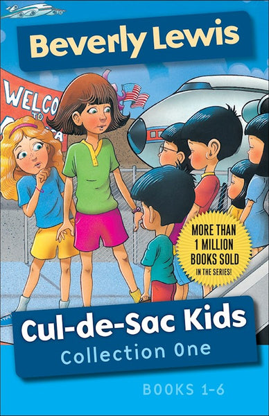 Cul-De-Sac Kids Collection One Books 1-6