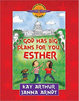 Discover 4 Yourself: God Has Big Plans for You, Esther