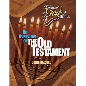 Following God Through the Bible:  An Overview of The Old Testament