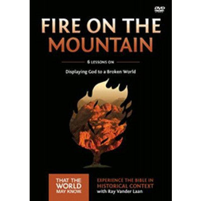 Faith Lessons #9  DVD Fire on the Mountain